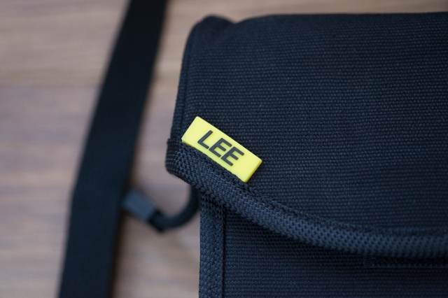 Closeup of the Lee Filters Field Pouch